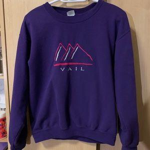 Sweaters - Vail Ski Resort Vintage Crew Neck